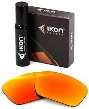 Polarized IKON Iridium Replacement Lenses For Costa Del Mar Zane Fire Mirror