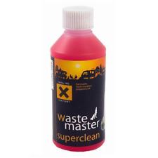 Wastemaster Super Clean Chemical Waste Water 250ml - Caravan / Motorhome