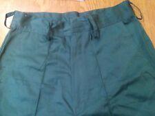 """Pantalones de vestir para hombre de trabajo verde Talla 30"""" (76 Cm)"""