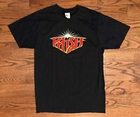 PHISH 2011 Official Bay Island Short Sleeve Black T-Shirt Men's Large