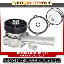 Water Pump With Pulley fit Ford Falcon BA BF FG XR6 R6 XT G6E 2003-2014
