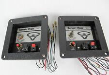1 Pair of Cerwin Vega D-2 Speaker Crossovers
