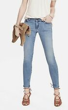 Banana Republic Light Wash Skinny Ankle Jean NWT SZ 30 Sold Out In Stores