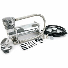 "VIAIR 480C 12-Volt 200-PSI Chrome Air Compressor Kit w/ 3/8"" Port"
