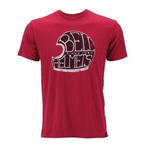 T-Shirt BELL Star Cardinal