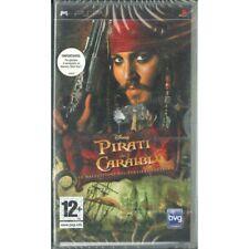 Pirati Dei Caraibi La Maledizione della Prima Luna 2 Videogioco PSP Sigillato