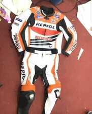 Neuf Honda Repsol Moto Cuir Combinaison de course