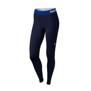 Nike Pro Cool Women's Tights Dark Navy Blue NEW 725477-429