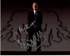 MALCOLM MCDOWELL Signed Autographed Photo
