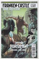 Franken-Castle #20 (Nov 2010, Marvel) [Punisher, Wolverine, Daken] Tony Moore X
