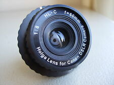 USD - GENUINE HOLGA Lens HL-C for Canon EOS DSLR SLR Film Camera