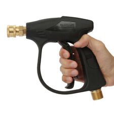 High Pressure Power Washer Gun Water Spray Wand Brass Fitting 3000 PSI Car Clean