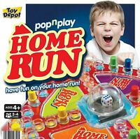 Retro Home Run Classic Board Game Indoor Activity For Kids & Children 2 Players