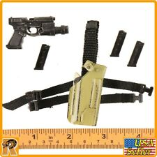 Pararescue Jumper - Pistol w/ Holster - 1/6 Scale - Very Hot - Action Figures