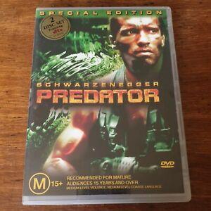 Predator Special Edition DVD R4 Like New! FREE POST