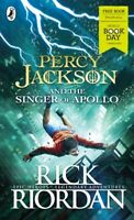 Percy Jackson and the Singer of Apollo by Rick Riordan World Book Day 2019