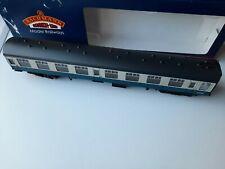 BACHMANN 39-025G BR MK1 SK SECOND CORRIDOR BLUE & GREY