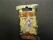 DISNEY SODA FOUNTAIN DSF PIRATES OF THE CARIBBEAN WILL TURNER PIN LE 300 ON CARD