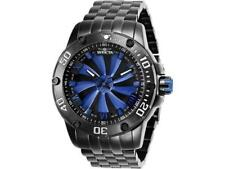 VERY COOL!! New Model Men's INVICTA TURBINE Automatic Bracelet Watch
