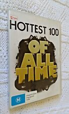 HOTTEST 100 OF ALL TIME – DVD, R- ALL,  GOOD, FREE POST WITHIN AUSTRALIA
