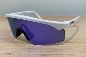 Oakley Razor Blades - White / Violet Iridium (Heritage Collection 2014)