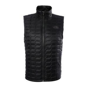 The North Face Men's Thermoball Eco Vest - TNF Black Matte sz XL