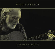 WILLIE NELSON Last Man Standing CD BRAND NEW Gatefold Sleeve