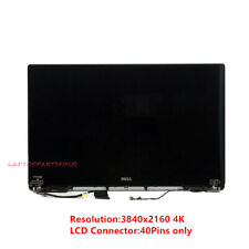 "Dell XPS 15 9550 9560 Precision 5510 15.6"" LCD Touch Screen Full Assembly N967X"