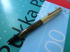 Pelikan 500 NN Rolled Gold Fountain Pen Rare OBB Nib