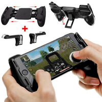 Mobile Phone Gamepad Controller Shooter Gaming Button Handle Trigger For L1R1