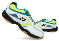 Yonex Power Cushion 36 Badminton Shoes Unisex Turquoise Racquet Racket SHB-36EX