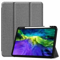 Smart Cover für Apple iPad 12,9 Pro 2020 slim Case Etui Tasche Hülle Schutzhülle