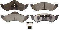 Disc Brake Pad-Total Solution Semi-Metallic Brake Pads Rear MONROE DX1400