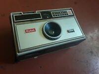 Kodak Instamatic 100 Vintage Camera Untested