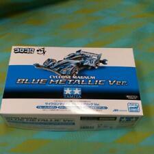 TAMIYA Mini 4WD Cyclone Magnum Blue Metallic ver. BAKUSOU KYOUDAI Let's & Go