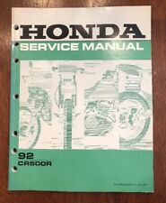 NEW GENUINE HONDA 1993-1998 TRX90 TRX 90 OEM CYLINDER ASSEMBLY 12101-GB1-900