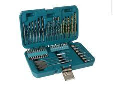 Makita 50 Pezzi Commercio Power Tool Kit di accessori Trapano Punta Cacciavite P-90227