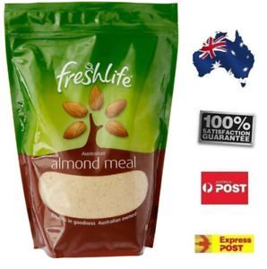800g  Australian Natural Almond Meal Healthy Goodness Powder FREE SHIPPING