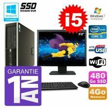 PC de bureau HP Compaq 8200 Elite