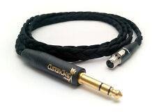 Ultra-low capacitance 3 pin mini XLR cable for AKG, DT1990, DT1770 and HDJ2000