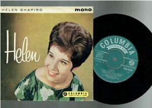 HELEN SHAPIRO HELEN EP COLUMBIA SEG 8128 1961