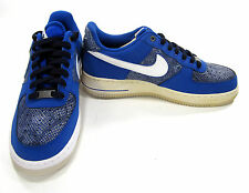 Nike Shoes Air Force 1 Low Game Royal/White/Blackened Blue Sneakers Size 9