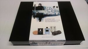 SHERLOCK The Game is On Coffret Set-Eau De Cologne/Shave Shave/Balm/Soap/Face