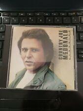 Classics by Country Joe McDonald (CD, Feb-1989, Fantasy)