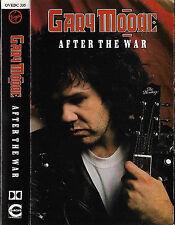 GARY MOORE AFTER THE WAR CASSETTE ALBUM Ozzy Osbourne Blues Rock Hard Rock
