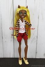 "Monster High Clawdeen Wolf 11"" Doll Articulated Outfit & Long Yellow Hair Mattel"