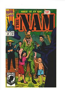 The 'Nam #74 VF/NM 9.0 Marvel Comics Vietnam War 1992