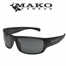 Mako Escape - Glass Mirror Sunglasses Fishing Polarised 9581 Mo1 Gohr