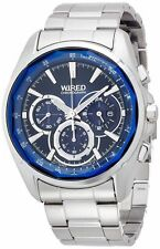 WIRED Men's Chronograph Watch AW8013X By SEIKO
