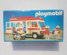 Playmobil #3456 Ambulance 1992 Original Unopened RARE Collectors Item